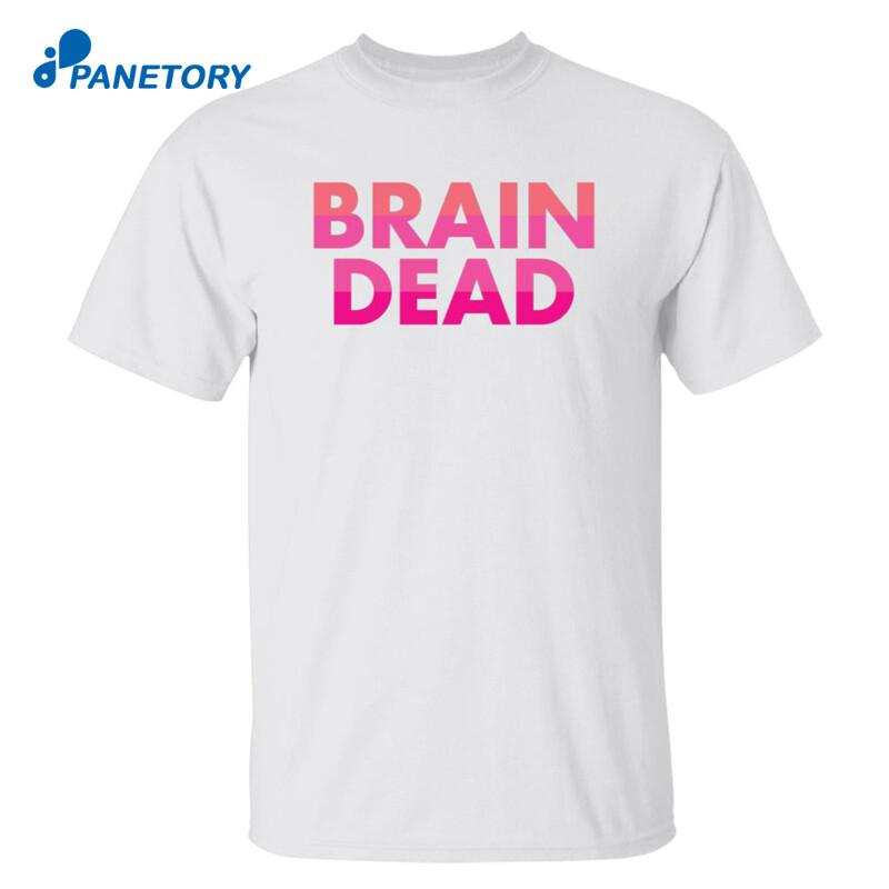 Brain Dead Ashleyloob Ashley Shirt