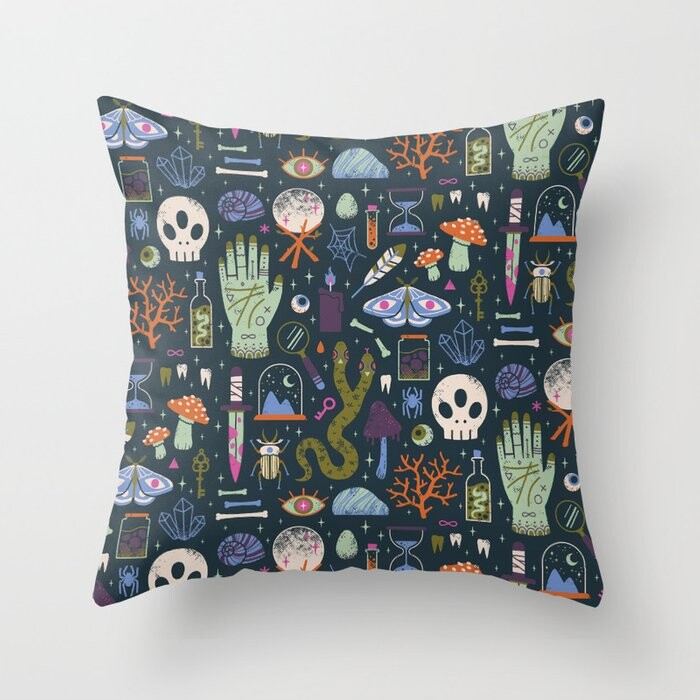 Curiosities Pillow Covers And Insert