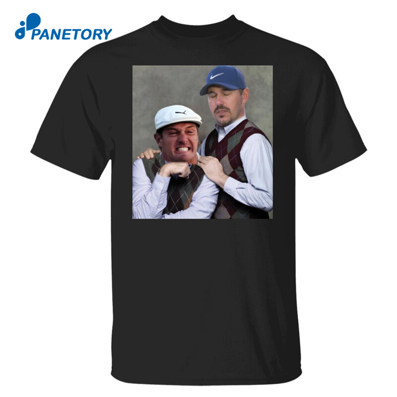 Justin Thomas Bryson Dechambeau Brooks Koepka Shirt
