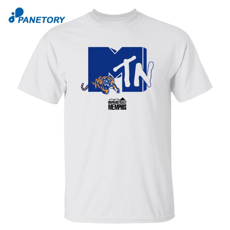 Memphis Tigers Mtn Unapologetically Shirt