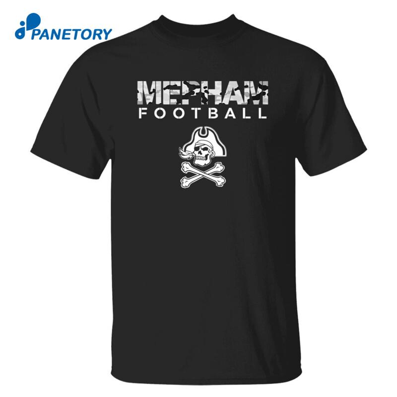 Robert Saleh Mepham Football Shirt