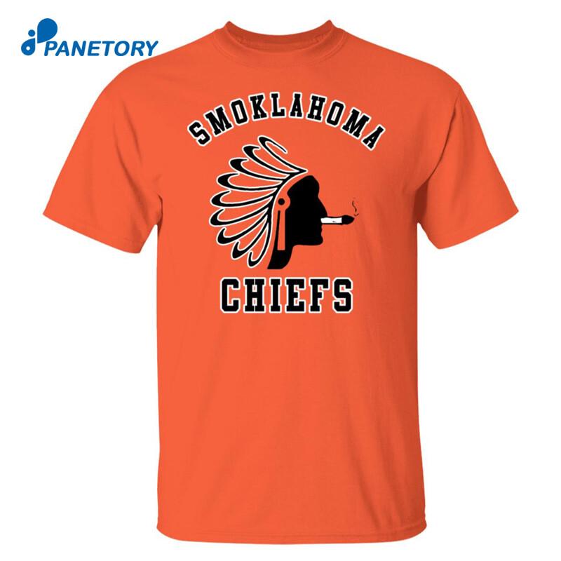 Smoklahoma Chiefs Shirt